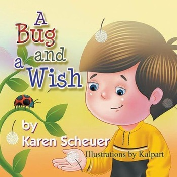 A BUG AND A WISH - bullying book and activity