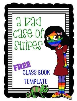 A Bad Case of the Stripes: Class Book FREEBIE!