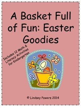 A Basket Full of Fun: Easter Goodies for Kindergarten