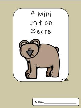 A mini unit on Bears