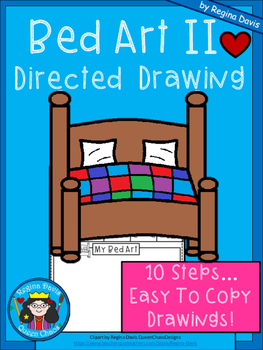 A+ Bed Art II: Directed Drawing