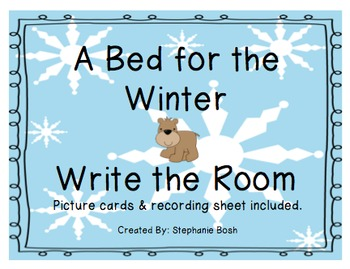 A Bed for the Winter - Write the Room