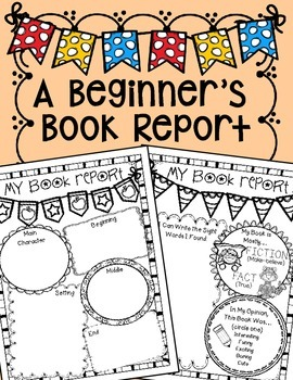 A Beginner's Book Report