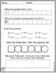 Math All Year - First Grade - No Prep - Great for Homescho