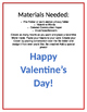 A Big Special Valentine's Day Card!