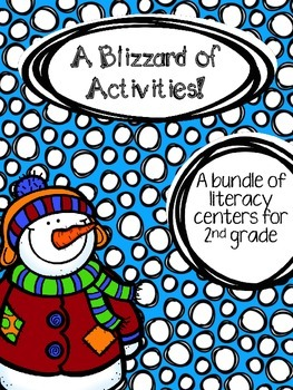 A Blizzard of Activities