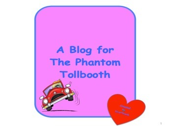 A Blog for The Phantom Tollbooth