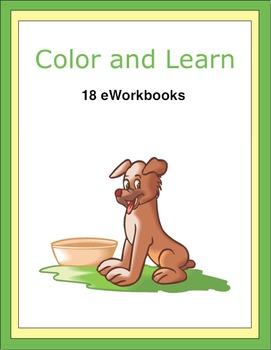 Color and Learn, bundle