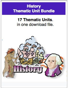 A Bundle - History Thematic Units