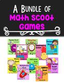 A Bundle of Math Scoot Games