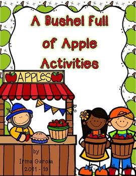 A Bushel Full of Apple Activities