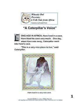 A Caterpillar's Voice Short Story Free