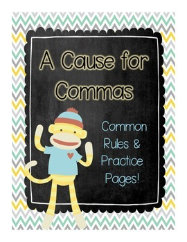 A Cause for Commas