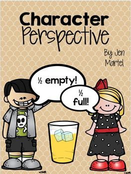 A Character's Perspective  (a point of view and perspectiv