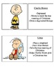 A Charlie Brown Christmas Unit
