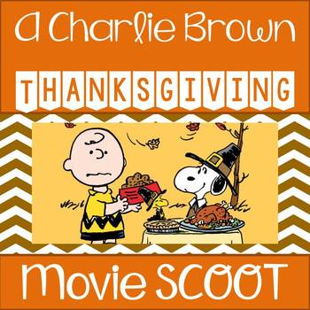 A Charlie Brown Thanksgiving Movie SCOOT