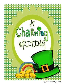 A Charming Day Writing: Mini Lesson and Craftivity