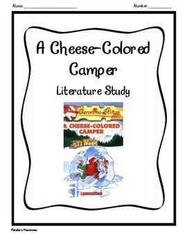 A Cheese Colored Camper