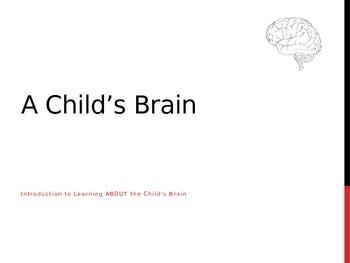 A Child's Brain Power Point