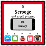 A Christmas Carol Character Activity - What if Scrooge had