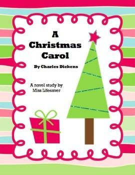 A Christmas Carol Complete Novel Study