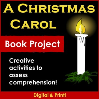 A Christmas Carol Novel Project