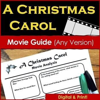 A Christmas Carol Movie Guide (Any Version)