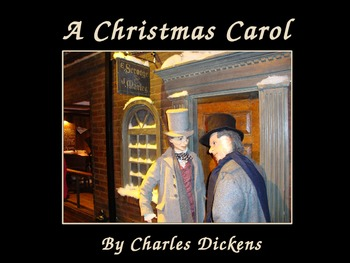 A Christmas Carol by Charles Dickens PowerPoint