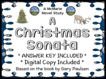 A Christmas Sonata (Gary Paulsen) Novel Study / Reading Co