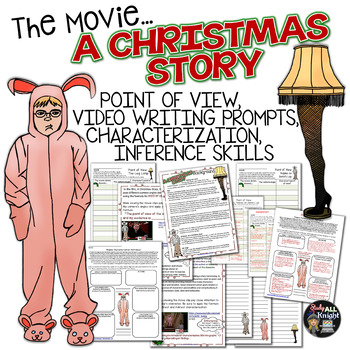 """A CHRISTMAS STORY"" THE MOVIE: POINT OF VIEW, CHARACTER, W"
