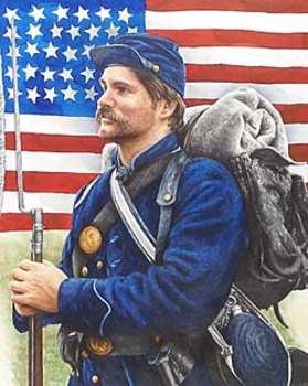 A Civil War Poem - At Chancellorsville