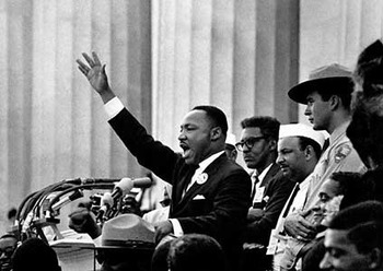 """A Closer Look at the Rhetorical Appeals of MLK's """"I Have a"""