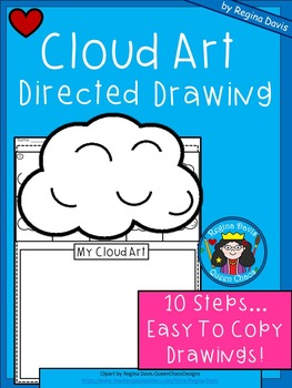 A+ Cloud Art: Directed Drawing
