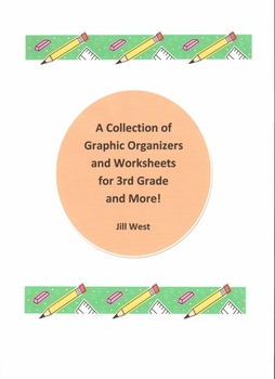 Graphic Organizers and Worksheets for 3rd Grade and More -
