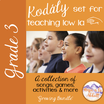 A Collection of Songs, PDFs and More for Teaching low la {