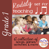 A Collection of Songs, PDF's and Worksheets for Teaching T