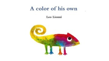 A Color of His Own Adapted Book