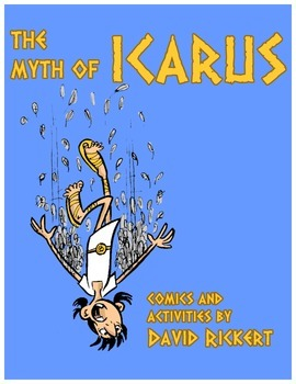 Icarus: A Comic Myth Activities Included
