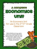 A Complete Economics Unit {For Use in the 2nd-5th Grade Cl