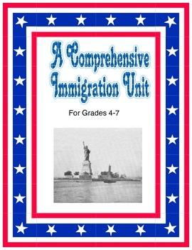 A Comprehensive Immigration Unit
