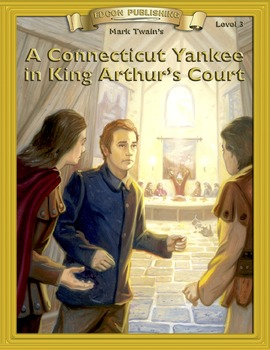 A Connecticut Yankee in King Arthur's Court RL3-4 ePub wit