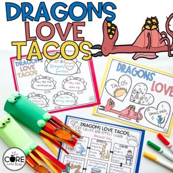 Dragon Loves Tacos Read-Aloud Activity