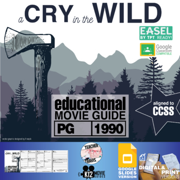 Movie Guide - A Cry in the Wild - Based on Hatchet (PG - 1990)