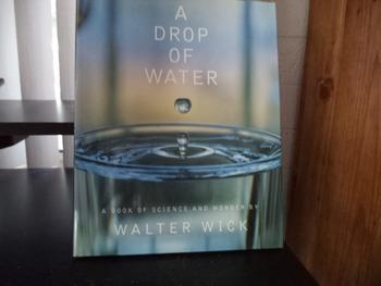 A DROP OF WATER   ISBN 0 590 22197 3
