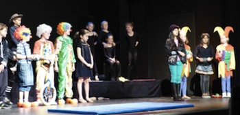 Drama Play Script: A Day at the Circus