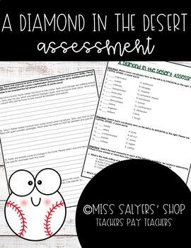 A Diamond in the Desert: Test