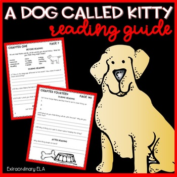 A Dog Called Kitty Reading Questions