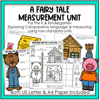 A Fairy Tale Measurement Unit - Math