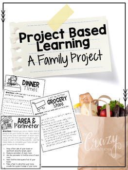 A Family Project - Project Based Learning