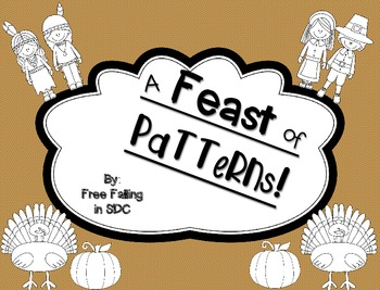 A Feast of Patterns (Thanksgiving/November patterns)